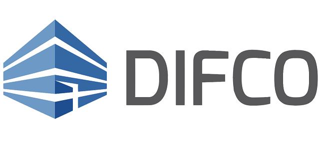Hier sehen Sie das Logo von DIFCO - Deutsches Immobilien- und Finanzcontor