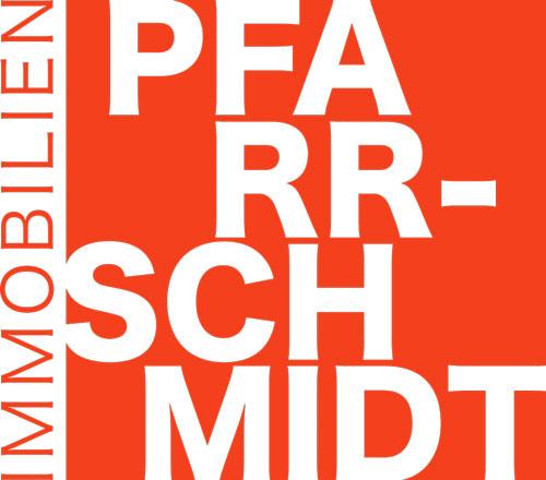 Hier sehen Sie das Logo von Pfarr-Schmidt Immobilien