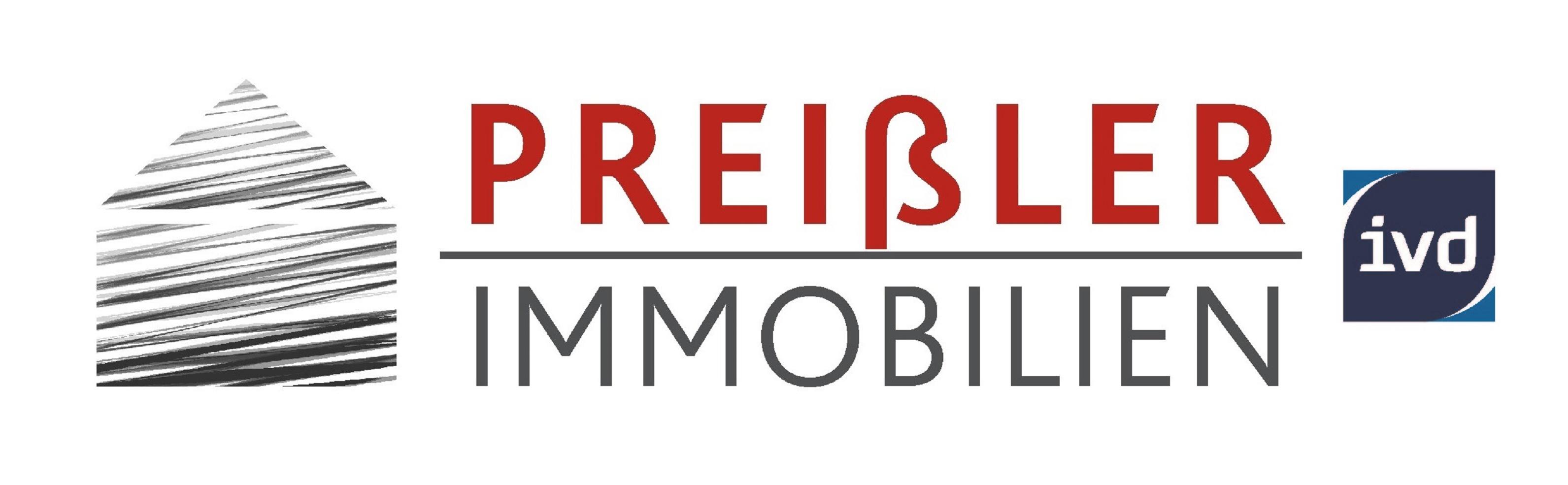 Hier sehen Sie das Logo von Preißler Immobilien