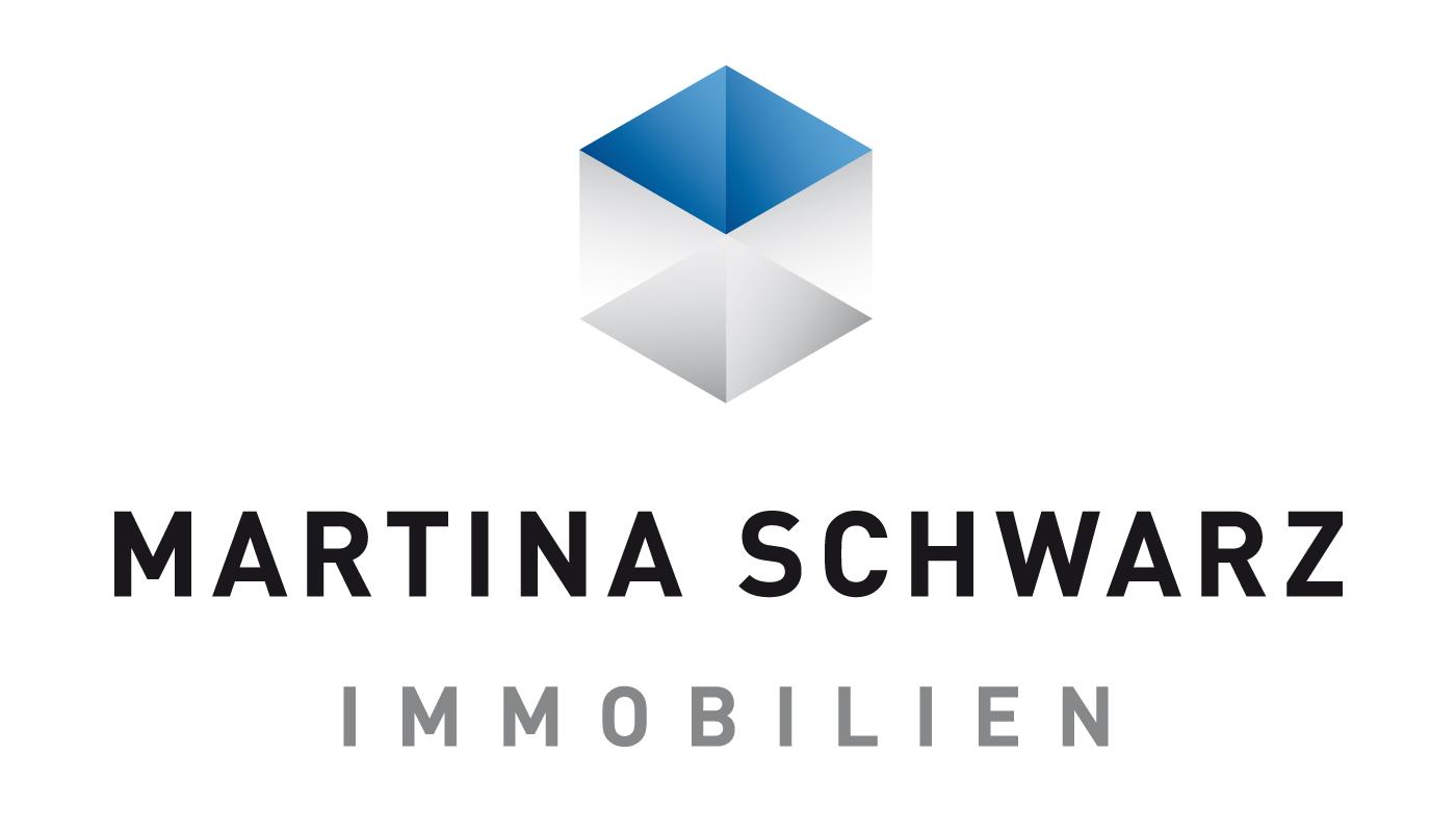 Hier sehen Sie das Logo von Martina Schwarz Immobilien