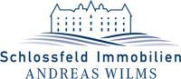 Hier sehen Sie das Logo von Schlossfeld Immobilien Andreas Wilms
