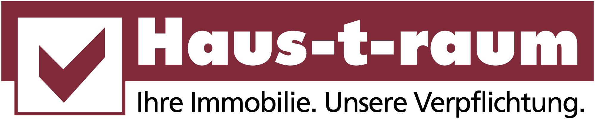 Hier sehen Sie das Logo von Haus-t-raum Immobilien GmbH