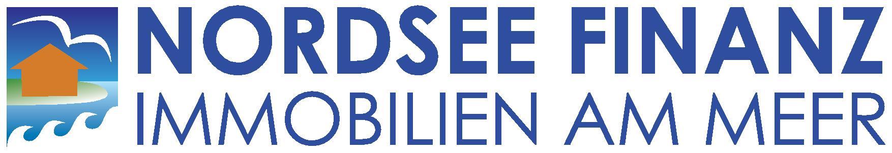Hier sehen Sie das Logo von NORDSEE FINANZ - Immobilien am Meer