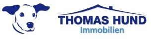 Hier sehen Sie das Logo von Thomas Hund Immobilien