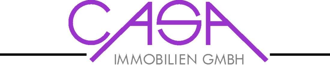 Hier sehen Sie das Logo von CASA Immobilien GmbH