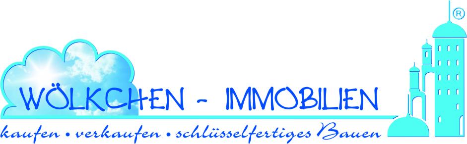 Hier sehen Sie das Logo von Wölkchen - Immobilien e.K.