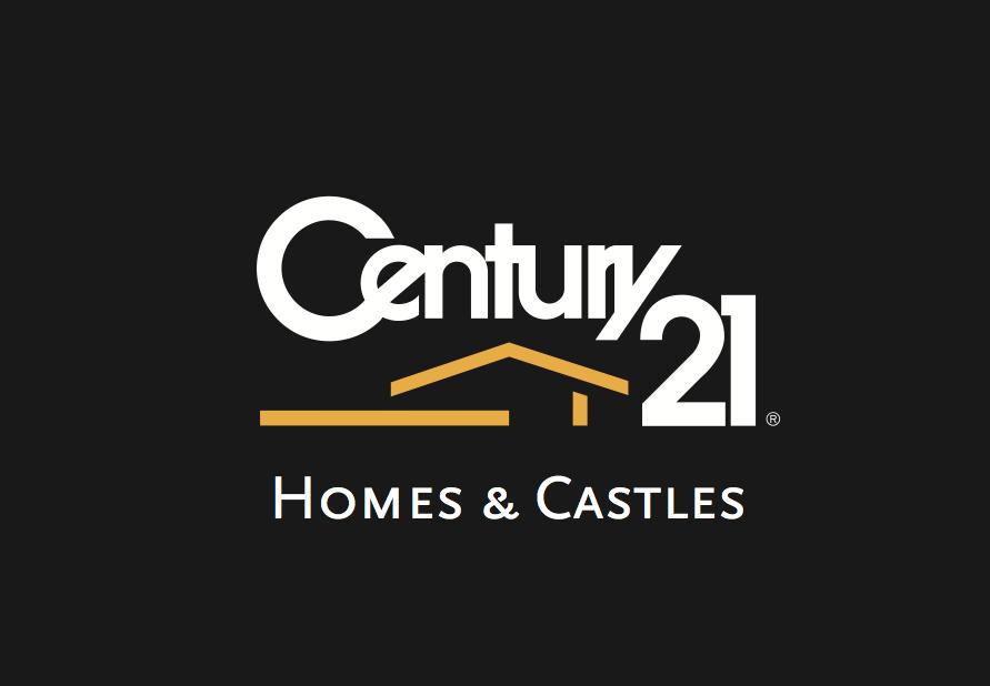 Hier sehen Sie das Logo von Century 21 Team Homes & Castles