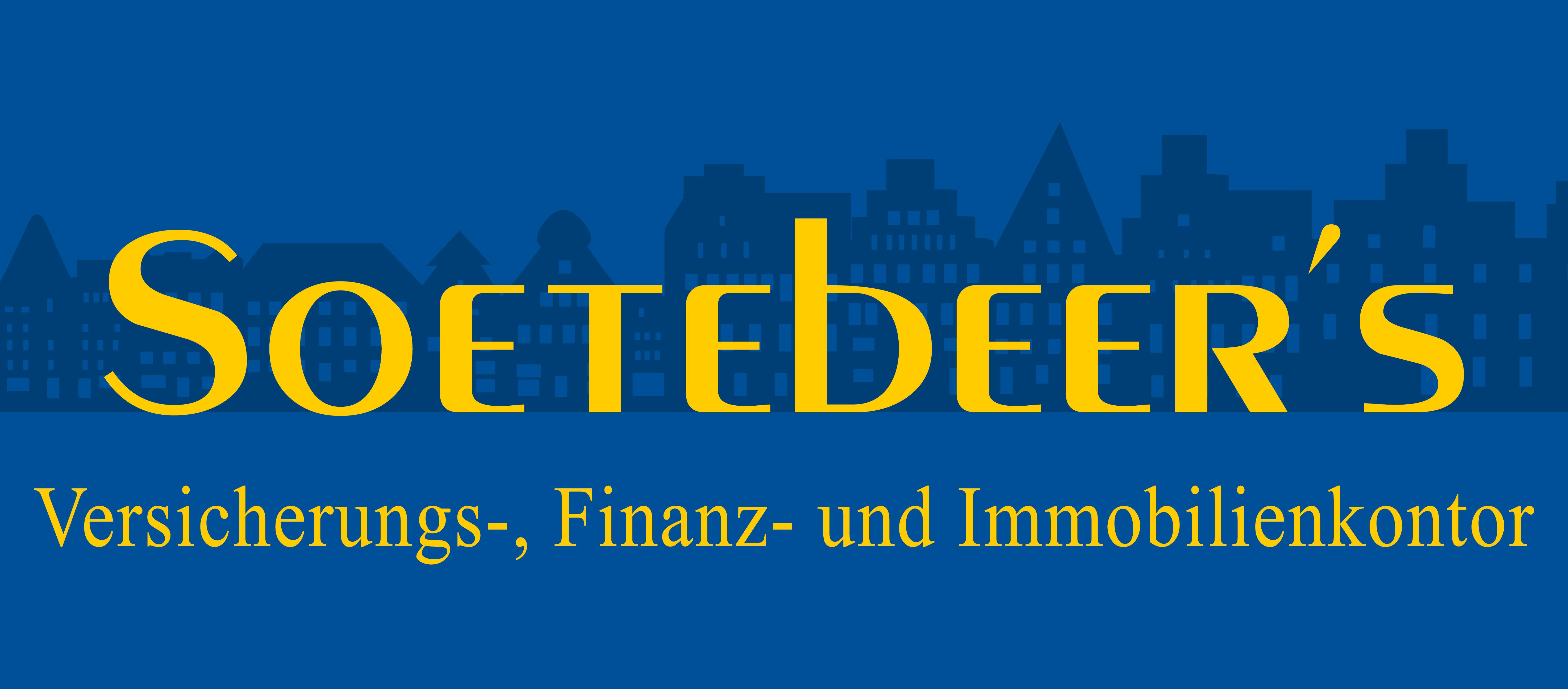 Hier sehen Sie das Logo von  SOETEbEER`s Immobilienkontor, Christoph Soetebeer GmbH