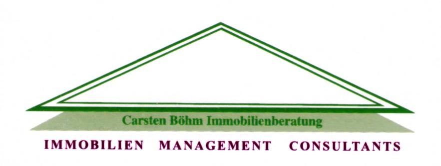 Hier sehen Sie das Logo von Carsten Böhm Immobilienberatung