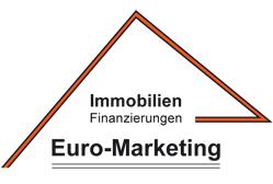 Hier sehen Sie das Logo von Euro-Marketing-Immobilien