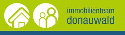 Hier sehen Sie das Logo von Immobilienteam Donauwald
