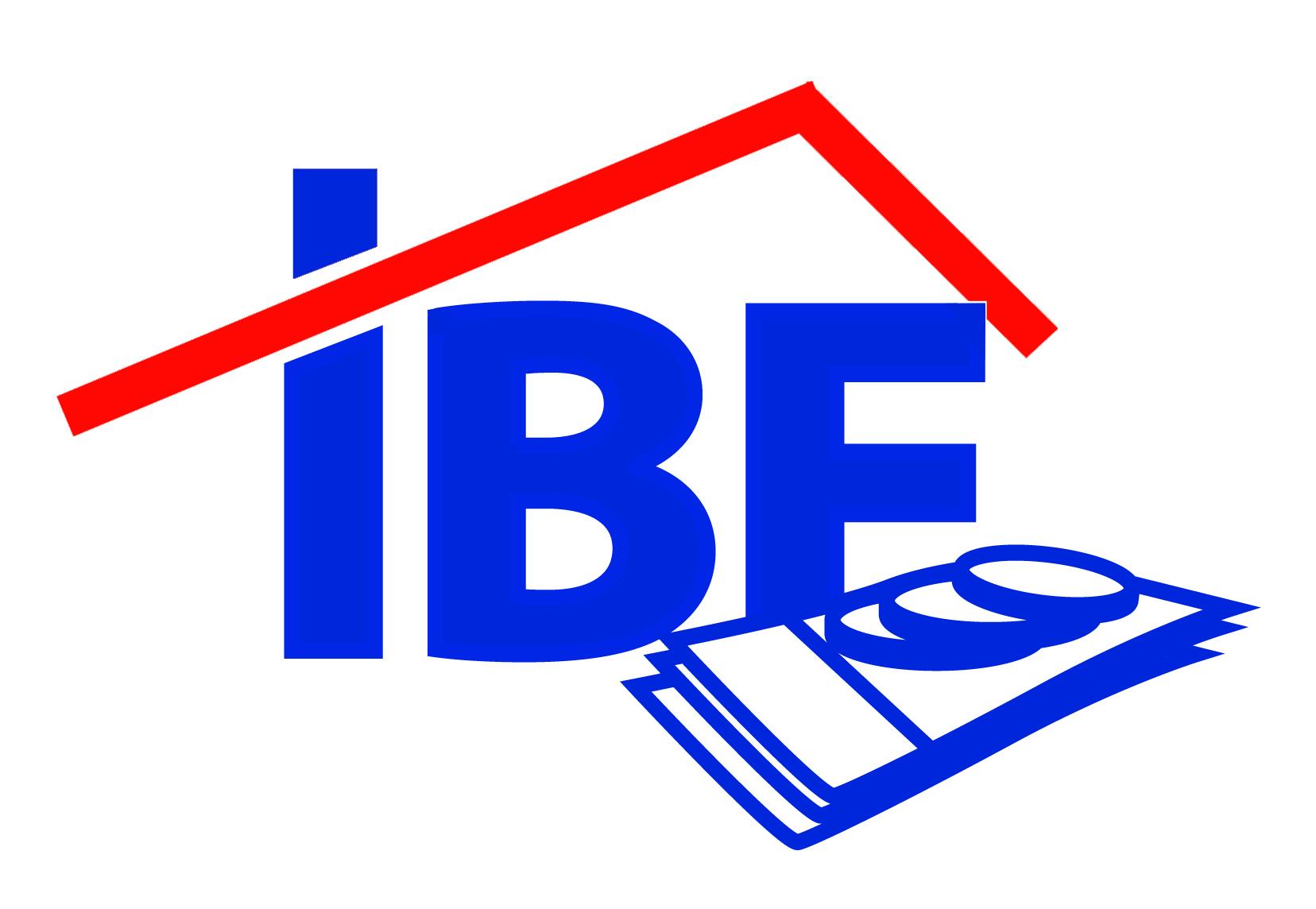Hier sehen Sie das Logo von I B F