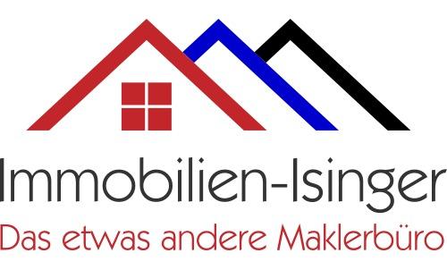 Hier sehen Sie das Logo von Immobilien Isinger