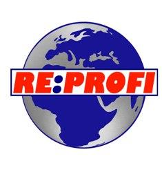 Hier sehen Sie das Logo von RE:PROFI Immobilienagentur GbR