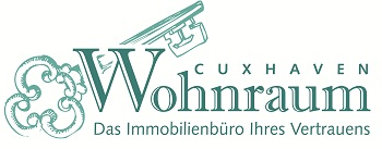 Hier sehen Sie das Logo von Wohnraum-Cuxhaven Immobilien
