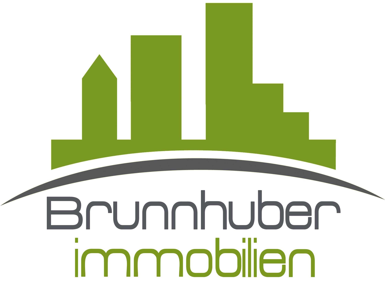 Hier sehen Sie das Logo von Brunnhuber Immobilien