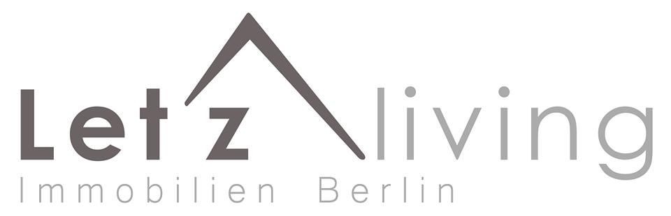 Hier sehen Sie das Logo von Let´z living Immobilien Berlin