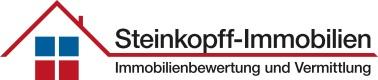 Hier sehen Sie das Logo von Steinkopff - Immobilien