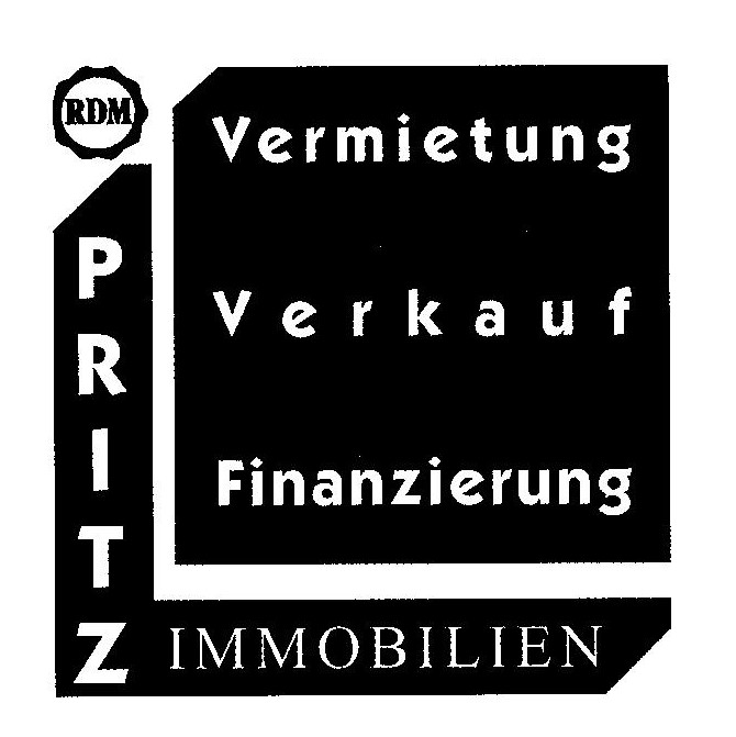 Hier sehen Sie das Logo von Pritz Immobilien RDM