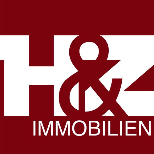 Hier sehen Sie das Logo von H&Z Immobilien oHG