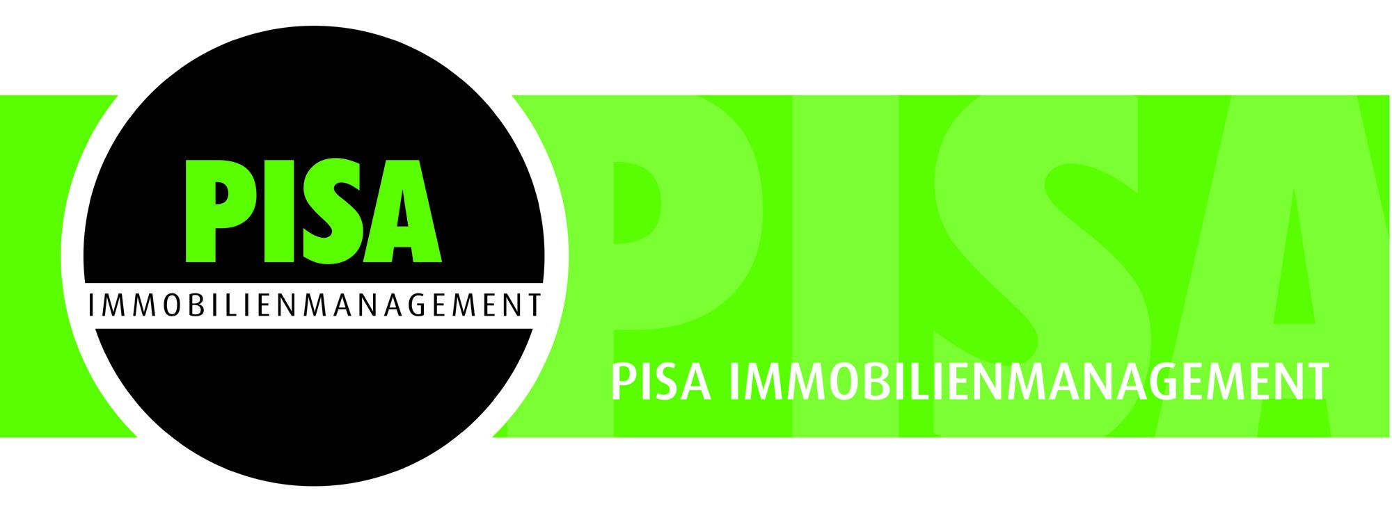 Hier sehen Sie das Logo von PISA IMMOBILIENMANAGEMENT GmbH & CO. KG