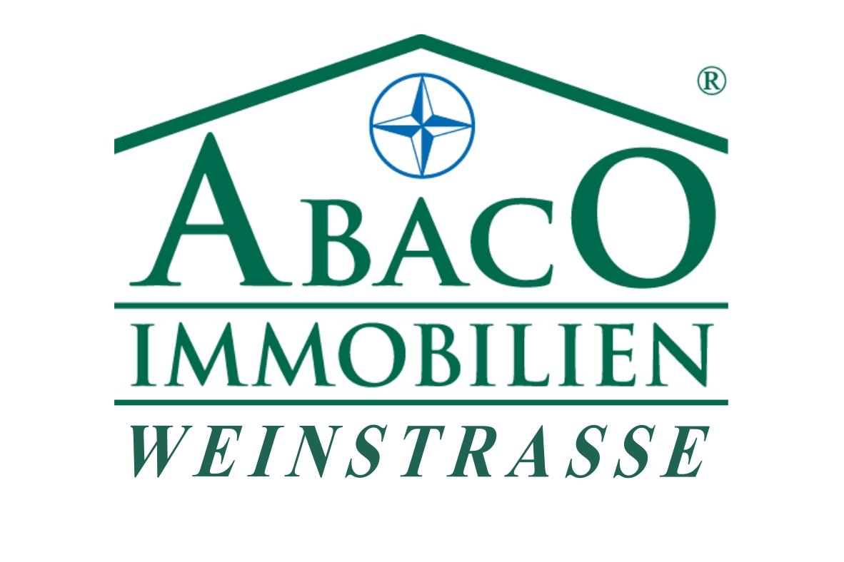 Hier sehen Sie das Logo von AbacO-Weinstrasse-Immobilien