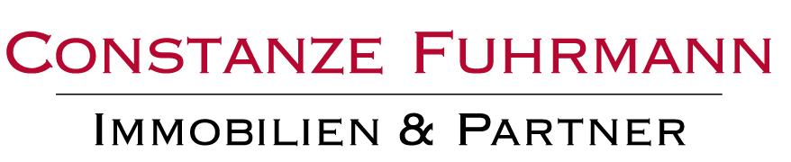 Hier sehen Sie das Logo von CONSTANZE FUHRMANN IMMOBILIEN & PARTNER
