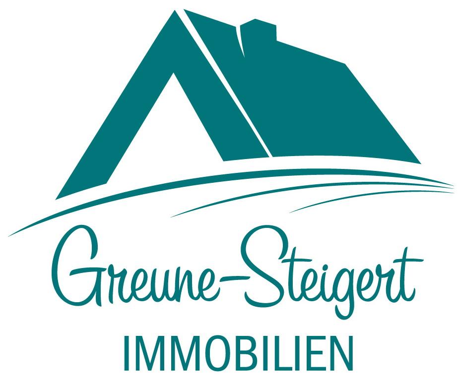 Hier sehen Sie das Logo von Greune-Steigert Immobilien