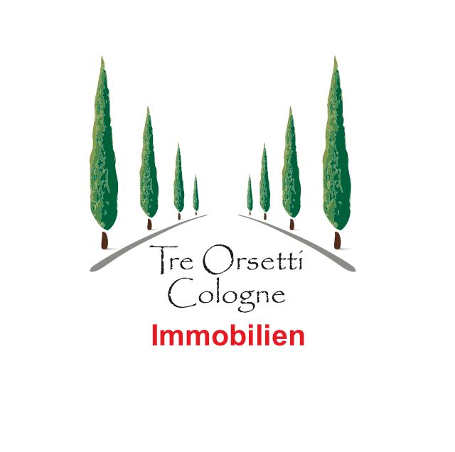 Hier sehen Sie das Logo von Tre Orsetti Cologne e.K.