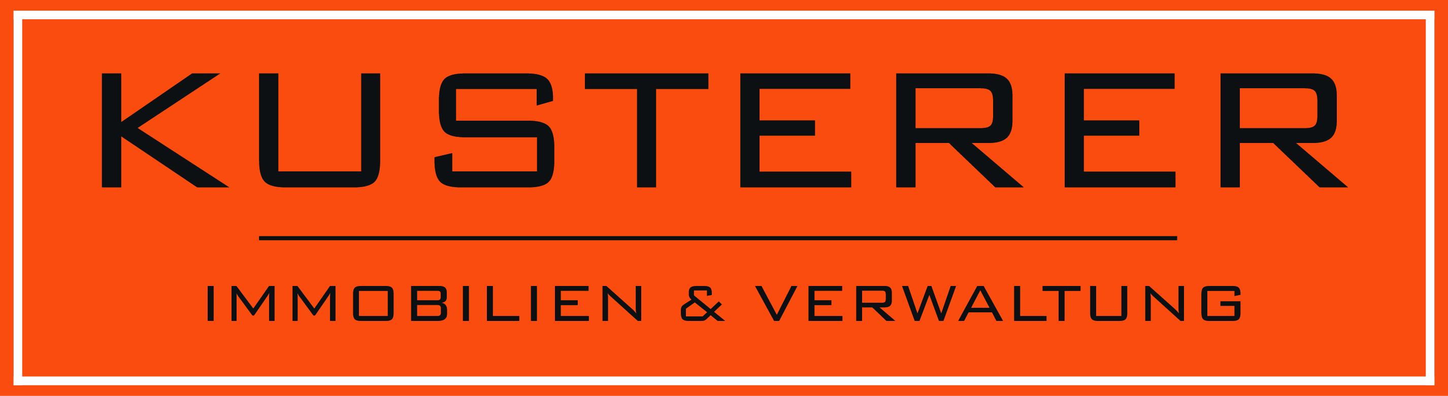 Hier sehen Sie das Logo von Kusterer Immobilien & Verwaltung