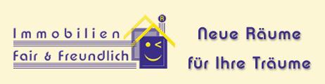 Hier sehen Sie das Logo von Immobilien Fair & Freundlich Hamburg