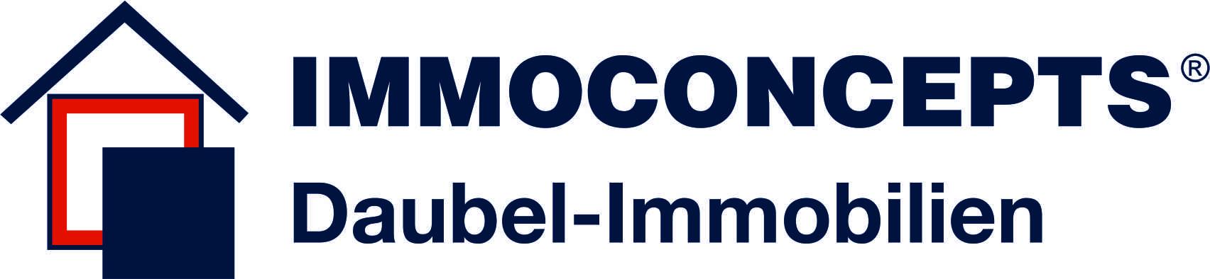 Hier sehen Sie das Logo von Immoconcepts Daubel Immobilien