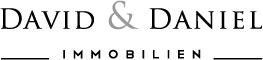 Hier sehen Sie das Logo von DAVID & DANIEL Immobilien GbR