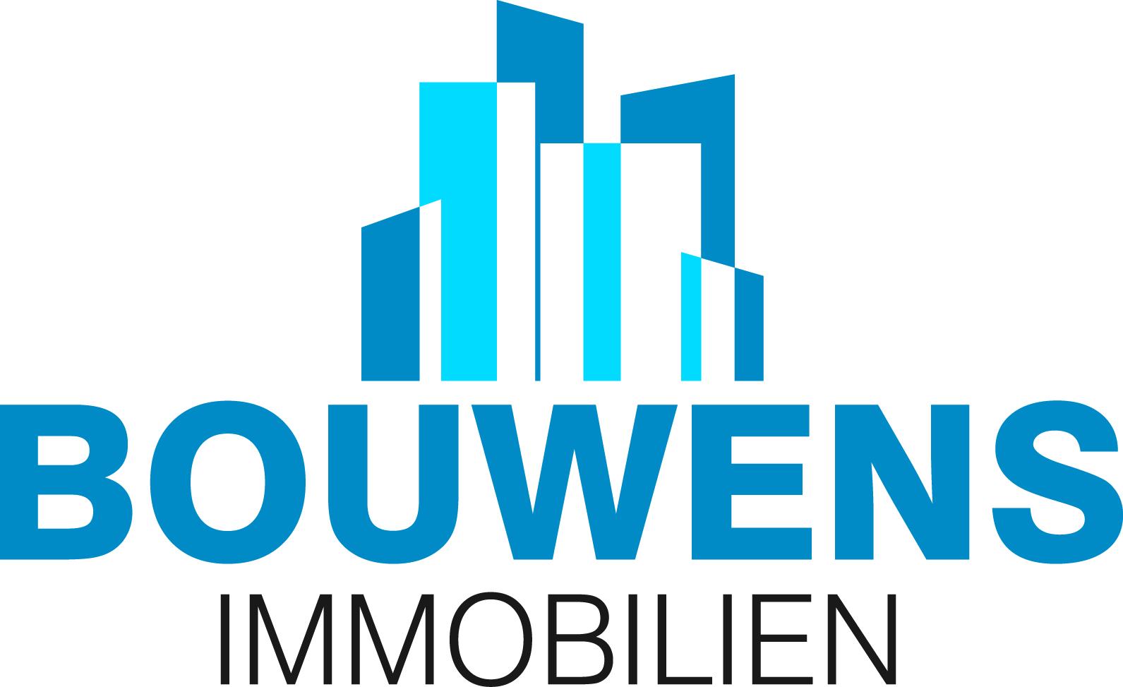 Hier sehen Sie das Logo von Bouwens Immobilien