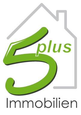 Hier sehen Sie das Logo von 5plus Immobilien Barth & Team