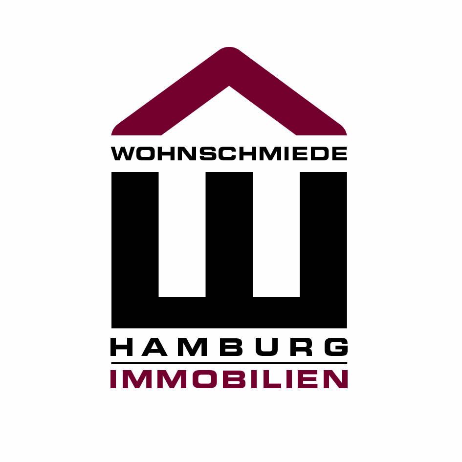 Hier sehen Sie das Logo von Wohnschmiede Hamburg Immobilien