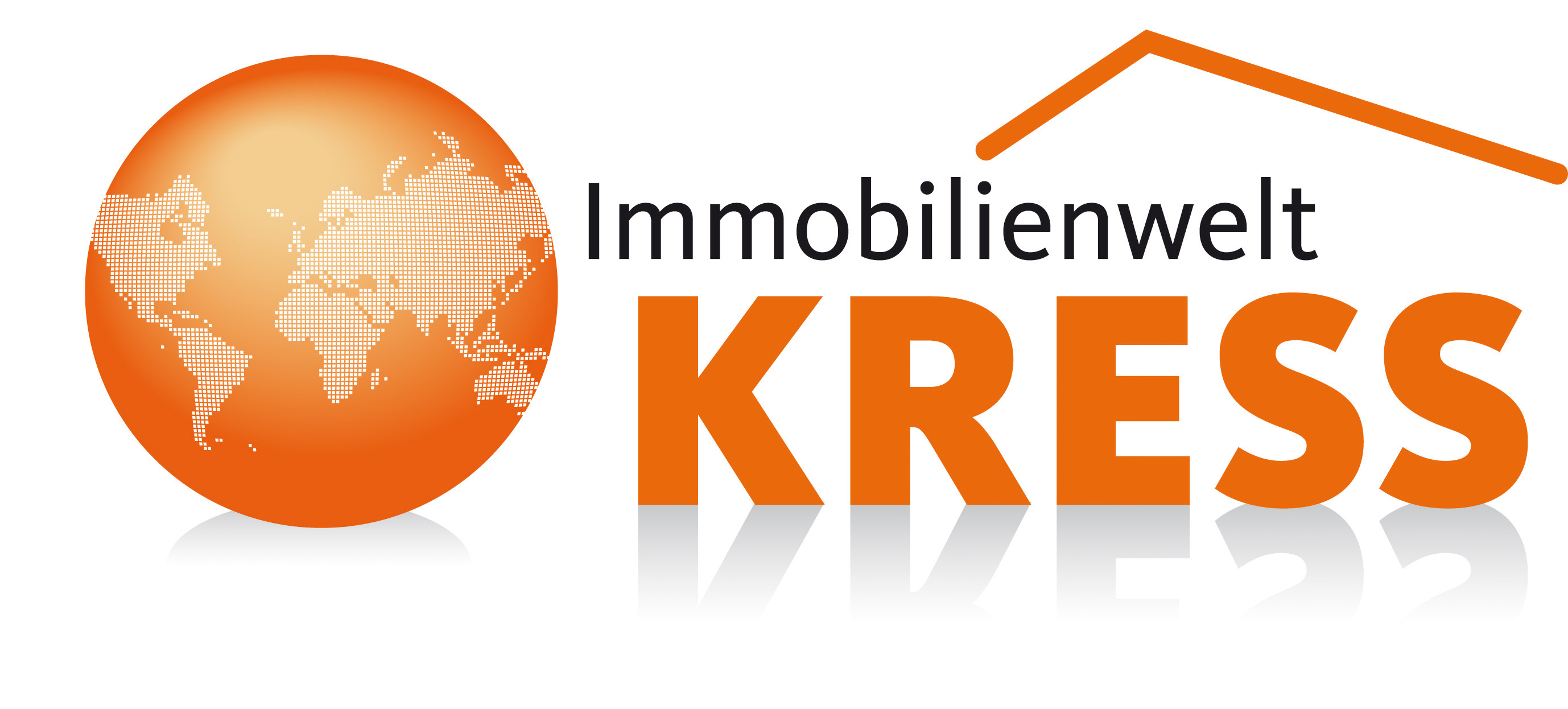 Hier sehen Sie das Logo von Immobilienwelt Kress