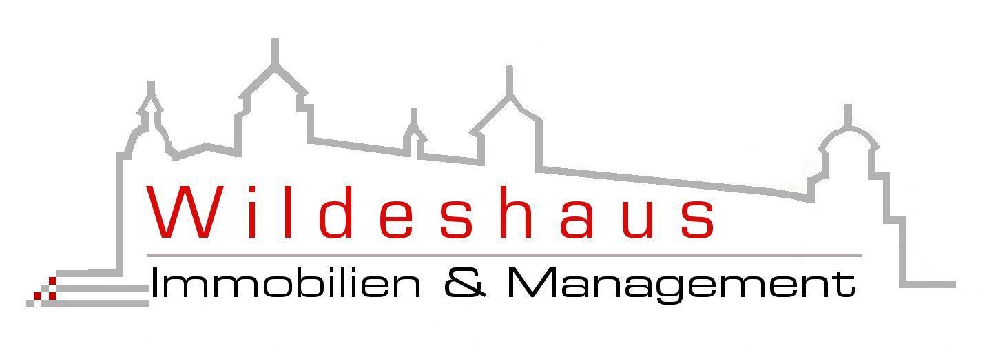 Hier sehen Sie das Logo von WILDESHAUS Immobilien & Management