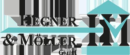 Hier sehen Sie das Logo von Hegner & Möller GmbH