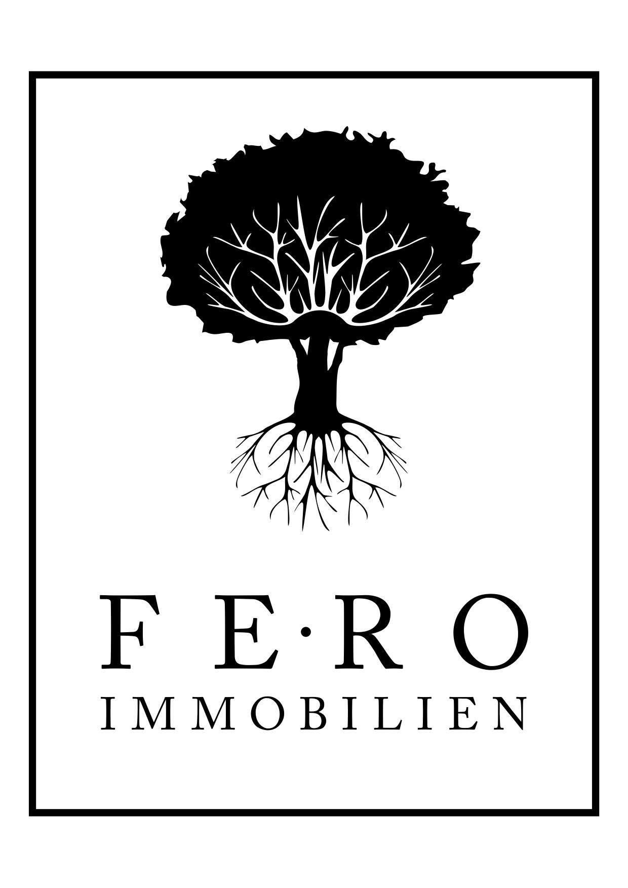 Hier sehen Sie das Logo von FERO Immobilien GmbH