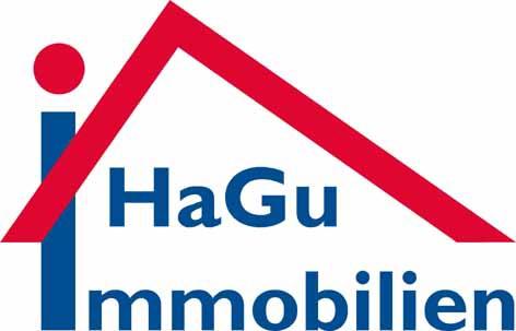 Hier sehen Sie das Logo von HaGu Immobilien