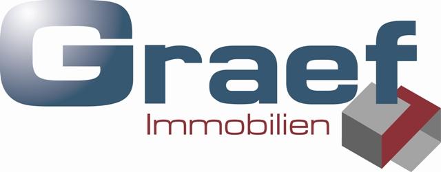 Hier sehen Sie das Logo von Graef Immboilien