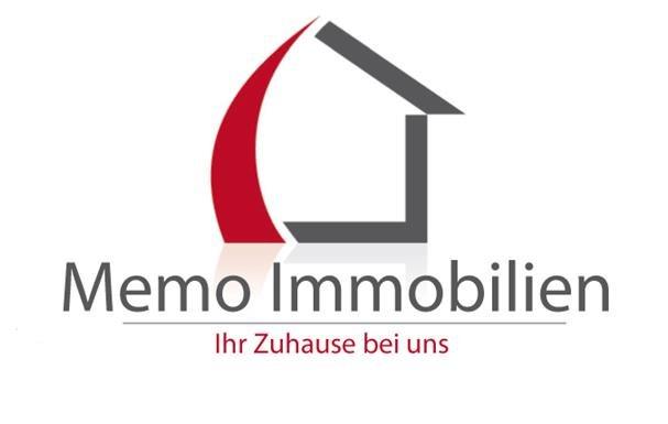 Hier sehen Sie das Logo von Memo Immobilien
