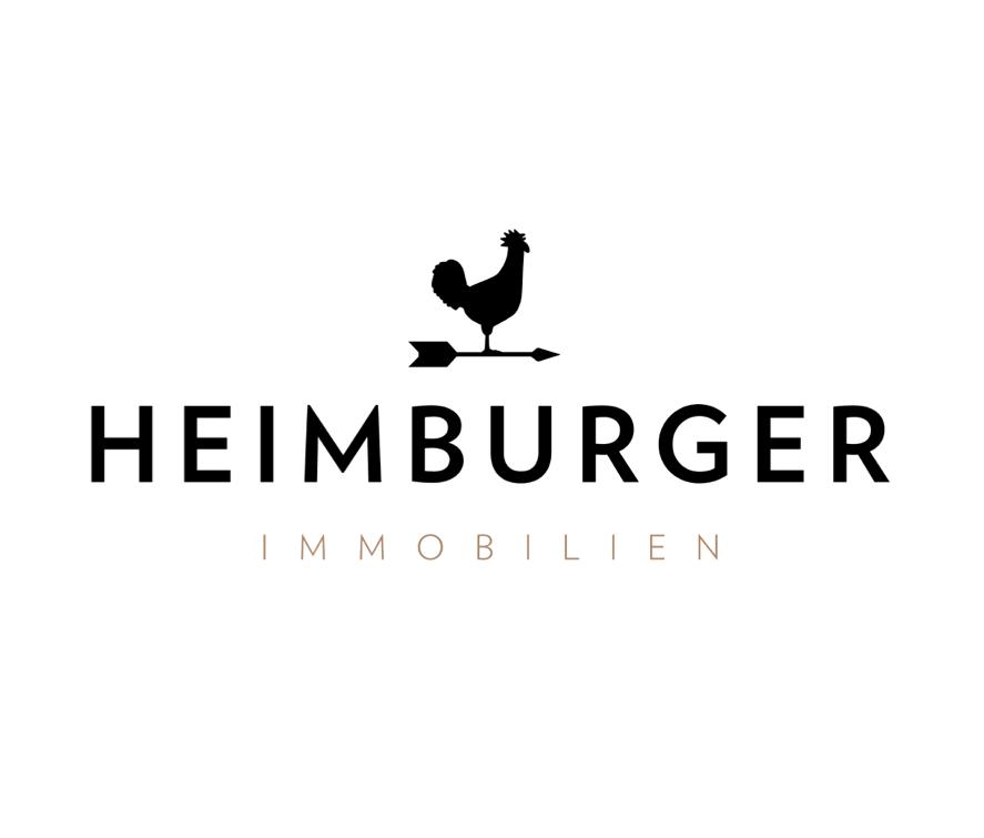 Hier sehen Sie das Logo von Heimburger Immobilien