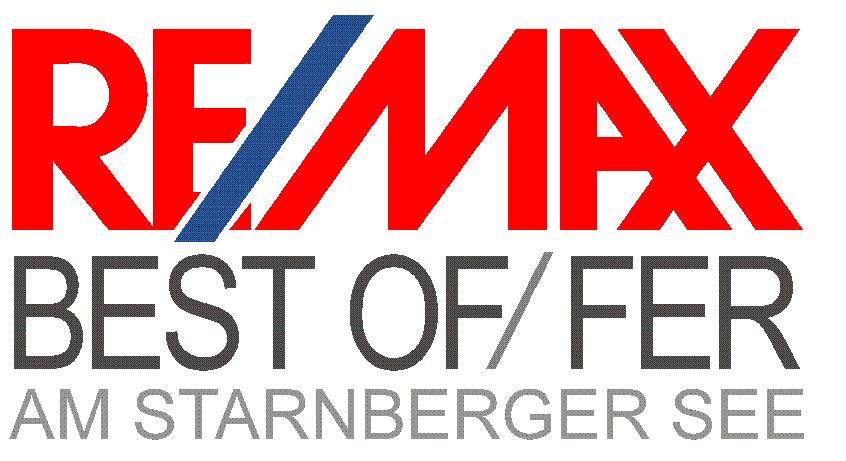 Hier sehen Sie das Logo von RE/MAX BEST OF/FER MÜLLER-KITTNAU IMMOBILIEN