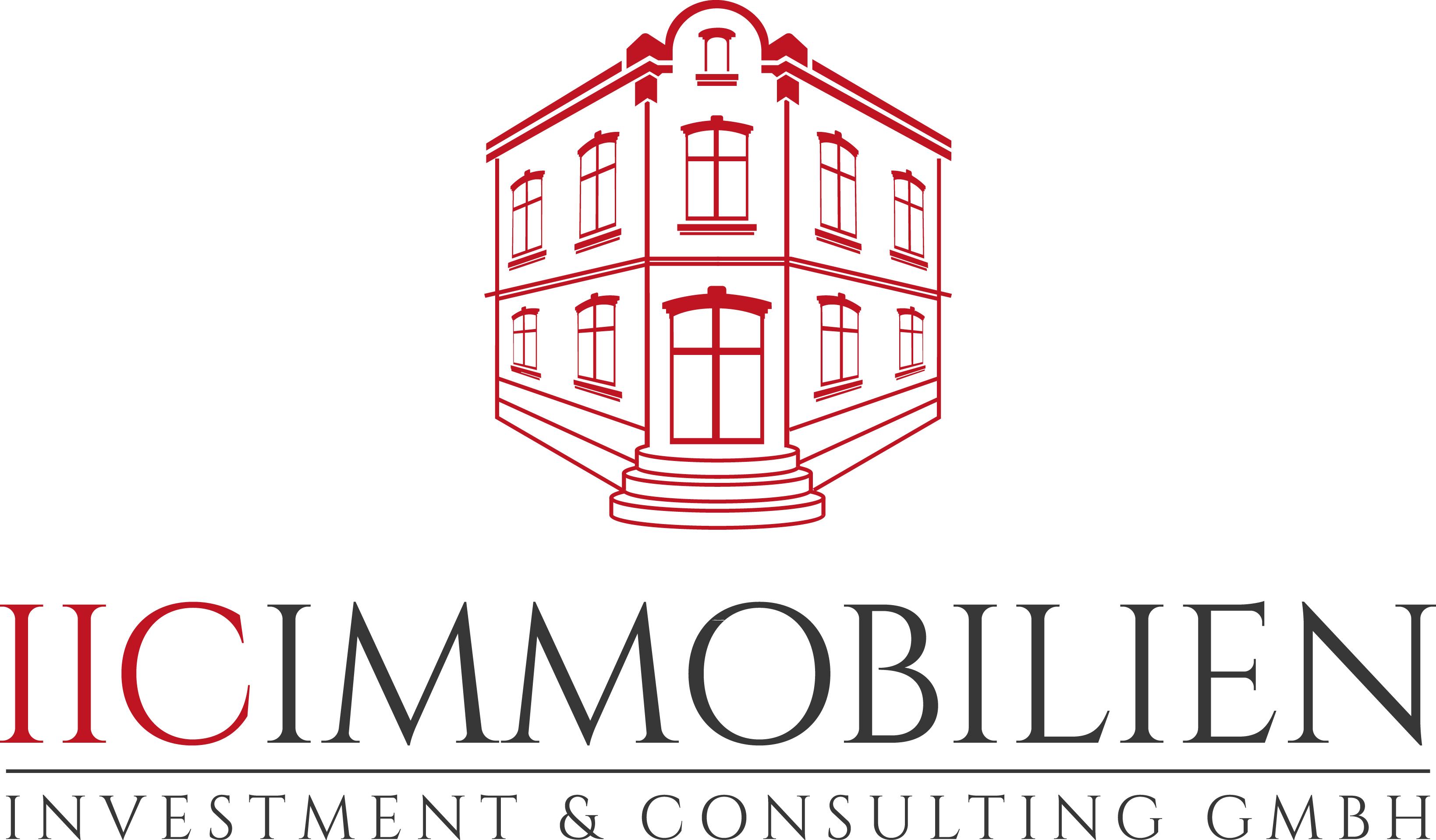 Hier sehen Sie das Logo von IIC Immobilien Investment & Consulting GmbH