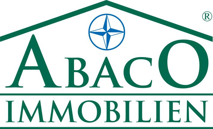 Hier sehen Sie das Logo von Abaco Immobilien Heske