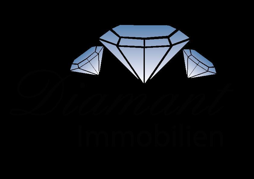 Hier sehen Sie das Logo von Diamant Immobilien