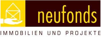 Hier sehen Sie das Logo von neufonds Projekt- und Immobilien GmbH