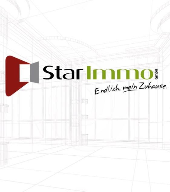 Hier sehen Sie das Logo von Star Immo GmbH